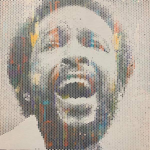 Marvin Gaye I by Sean Christopher Ward