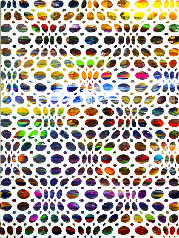 Bead Curtain by Sean Christopher Ward