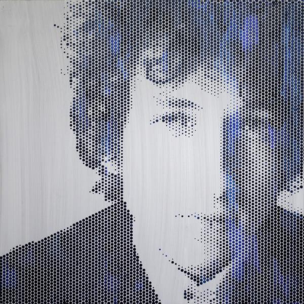 Bob Dylan I by Sean Christopher Ward