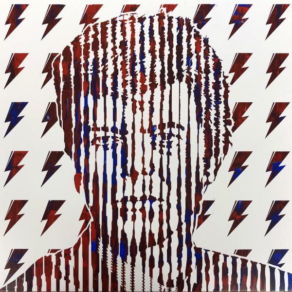 Bowie II by Sean Christopher Ward