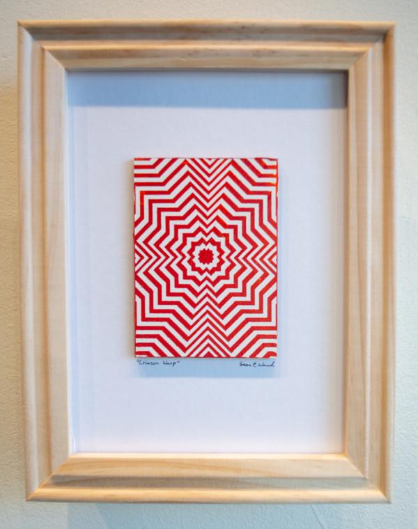 Crimson Warp by Sean Christopher Ward
