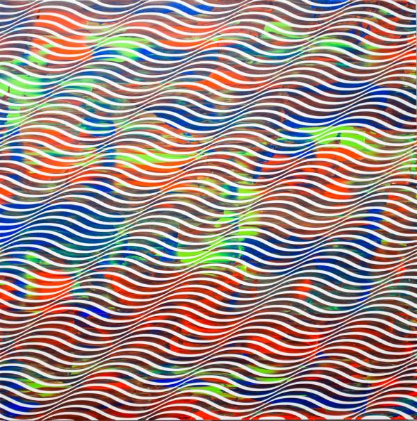 Feeling Wavy by Sean Christopher Ward