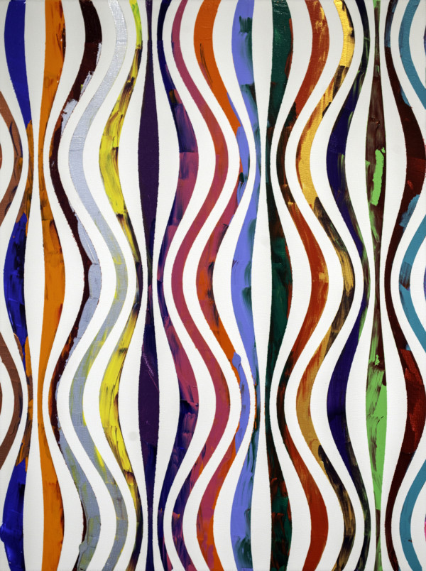 Spectrum Waves by Sean Christopher Ward