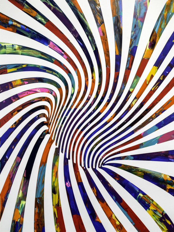 The Wormhole To the Land of Psychedelia by Sean Christopher Ward