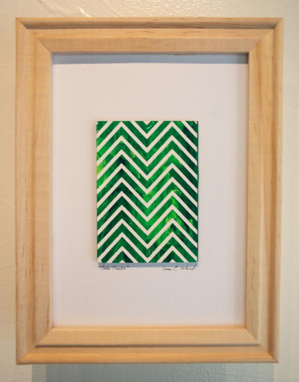 Jade Tracks by Sean Christopher Ward