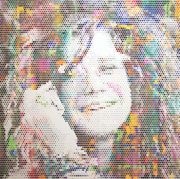 Janis Joplin I by Sean Christopher Ward