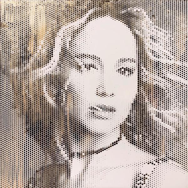 Jennifer Lawrence II by Sean Christopher Ward
