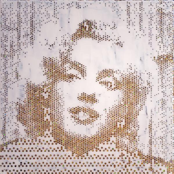 Marilyn Monroe I by Sean Christopher Ward