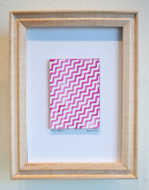 Pink Ribbons by Sean Christopher Ward
