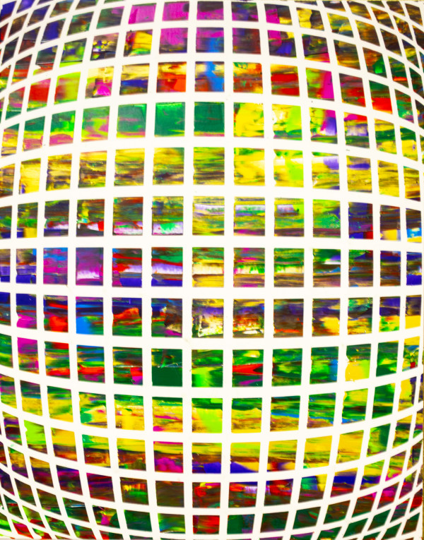 Planet Disco by Sean Christopher Ward