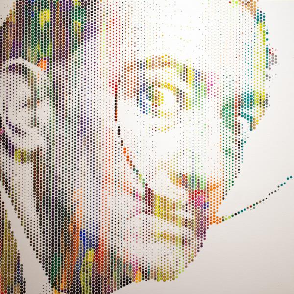 Salvador Dali I by Sean Christopher Ward
