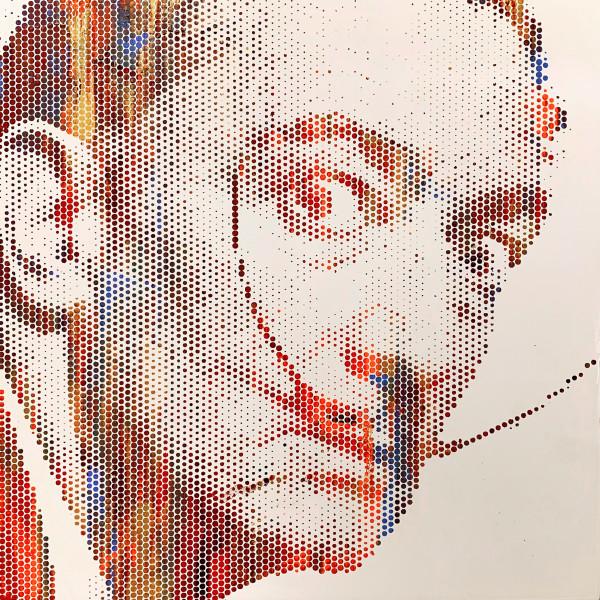 Salvador Dali III by Sean Christopher Ward