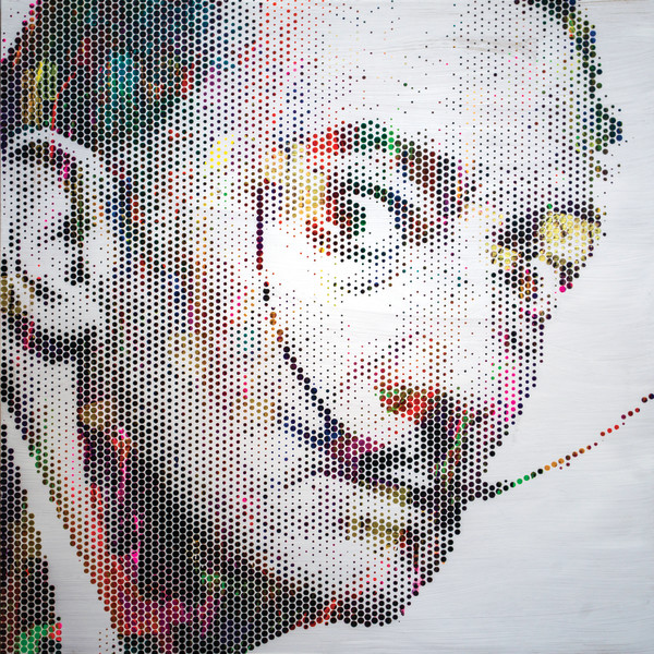 Salvador Dali II by Sean Christopher Ward