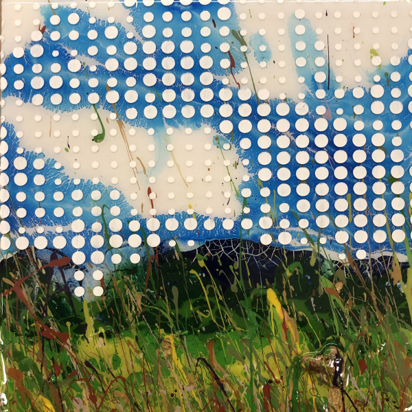 Field of Dots (Collaboration with Charles Baughman) by Sean Christopher Ward