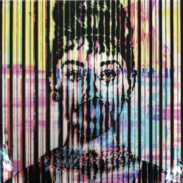 Nick Drake Collaboration - Bubble Pop Audrey Glitched by Sean Christopher Ward