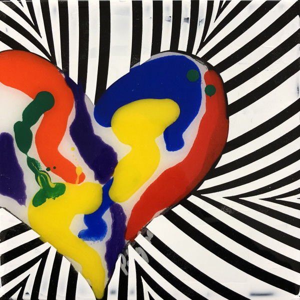 Polly Gentry Collaboration - Psychedelic Love by Sean Christopher Ward