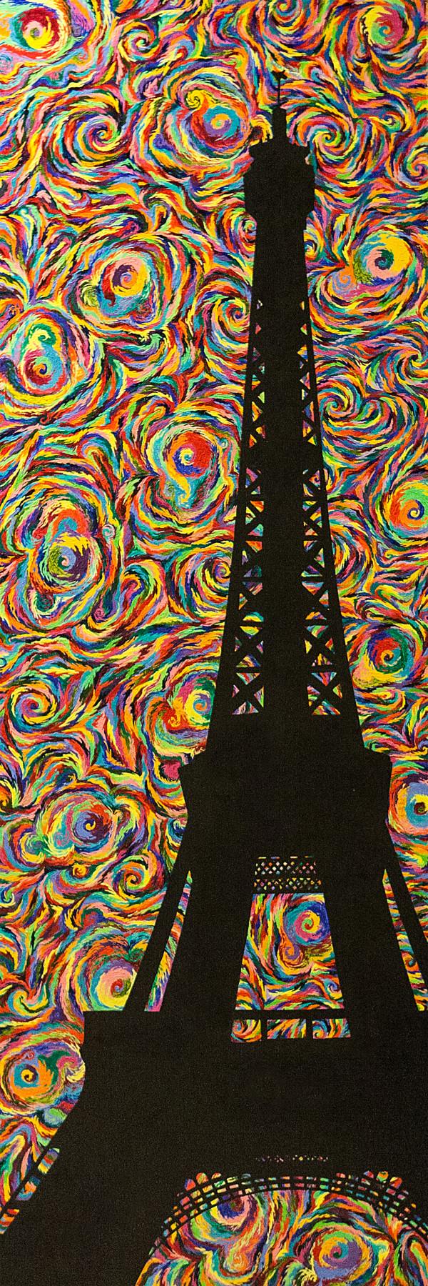 Spirit of Paris by Sean Christopher Ward