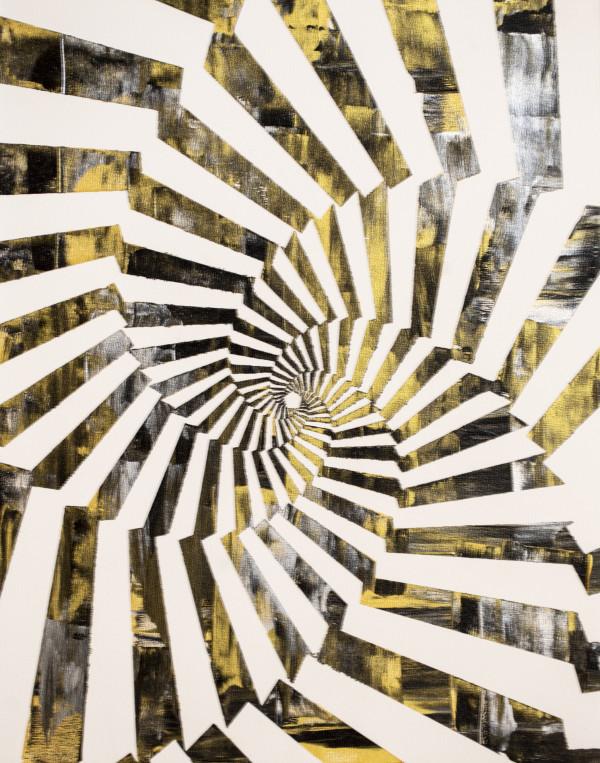 Trippy Tunnel by Sean Christopher Ward