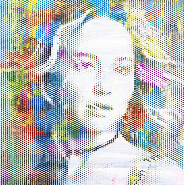 Jennifer Lawrence I by Sean Christopher Ward