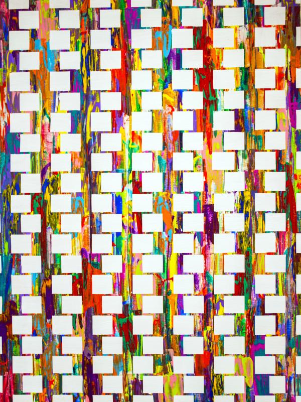 Obsessive Compulsive Zipper by Sean Christopher Ward