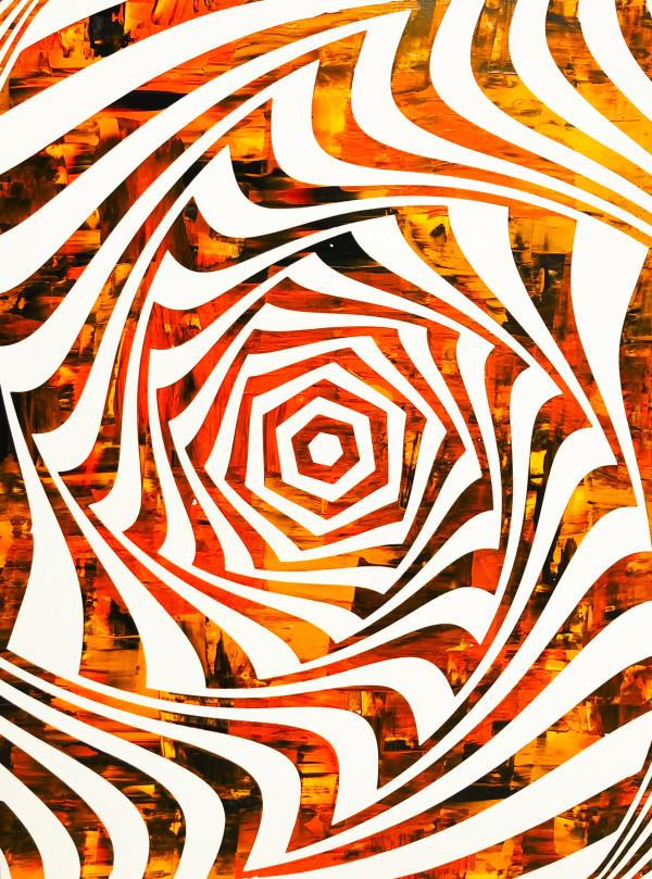 The Tiger Vortex by Sean Christopher Ward