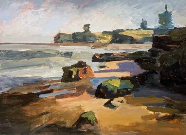 Wombarra Beach by Anthony Buselli