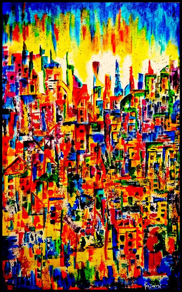 CityScape by Rajani Ambade