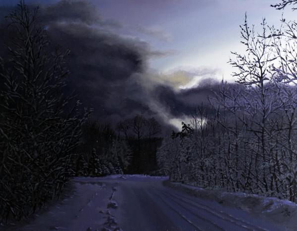 Driveway by Paul Beckingham