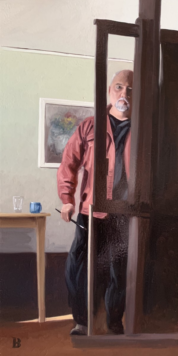 Self Portrait by Paul Beckingham