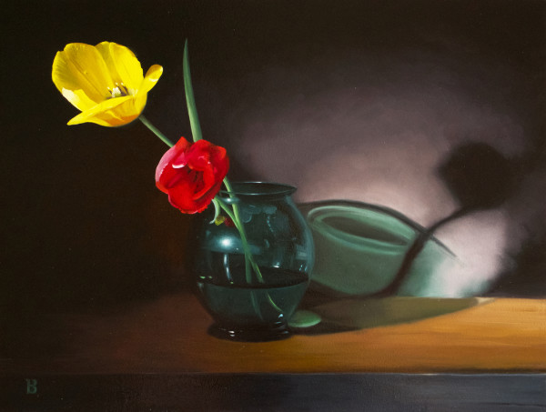 Tulips by Paul Beckingham
