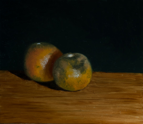 Sour Oranges by Paul Beckingham