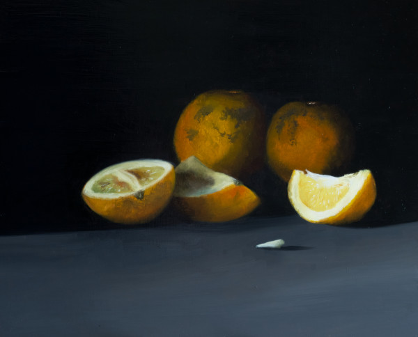 Cut Sour Oranges by Paul Beckingham