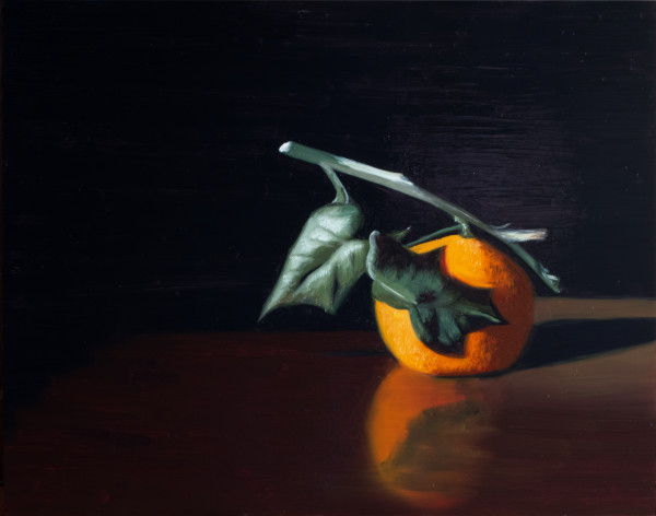 Mandarin by Paul Beckingham