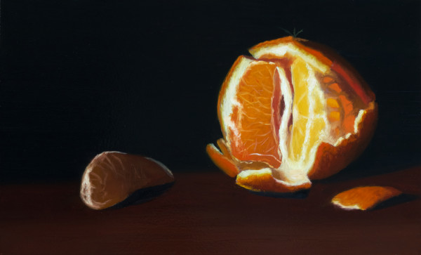 Tangello Peeled by Paul Beckingham