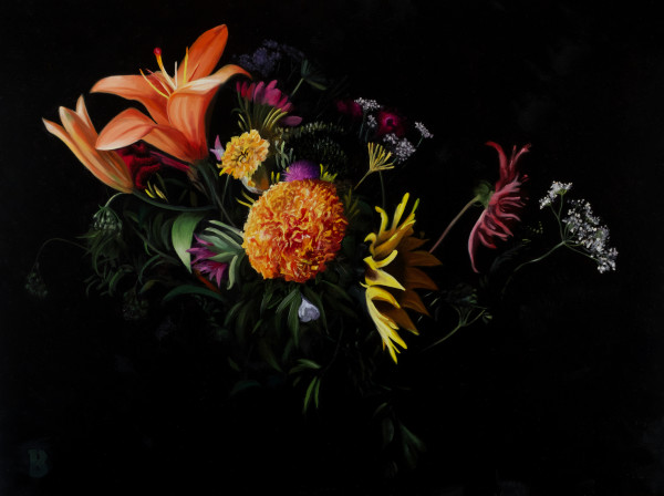 Spring Bouquet by Paul Beckingham