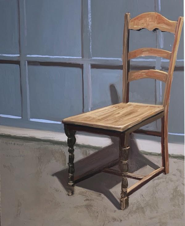 Chair by Paul Beckingham