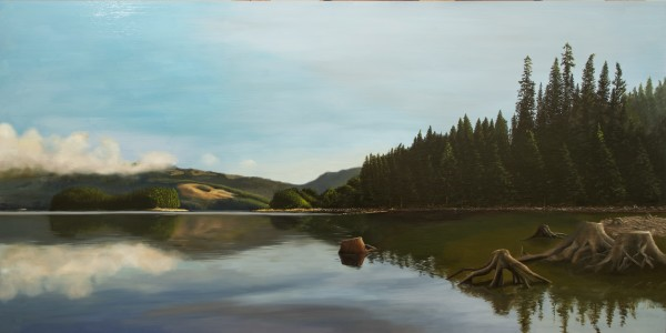 Swift Reservoir by Paul Beckingham