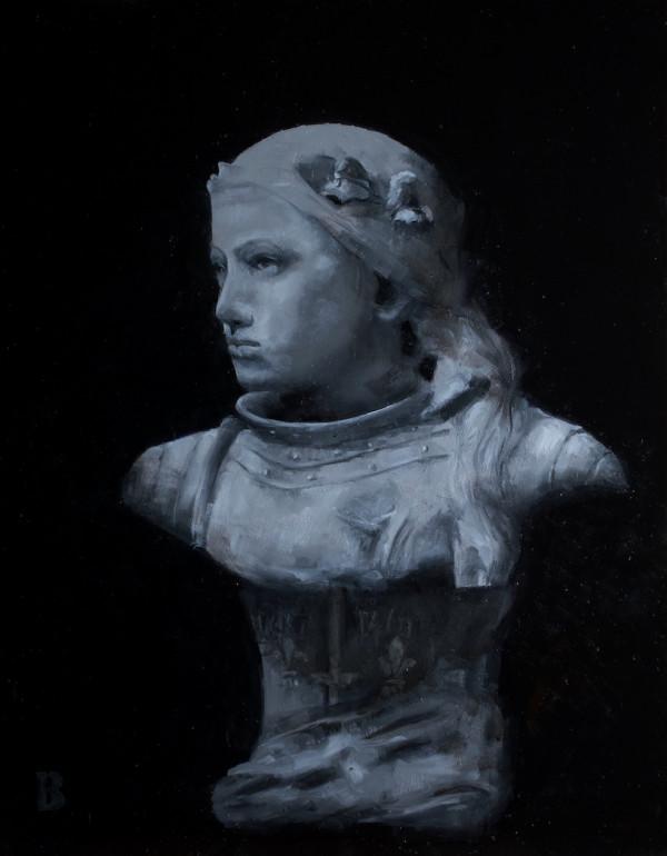 Jeanne d'Arc by Paul Beckingham