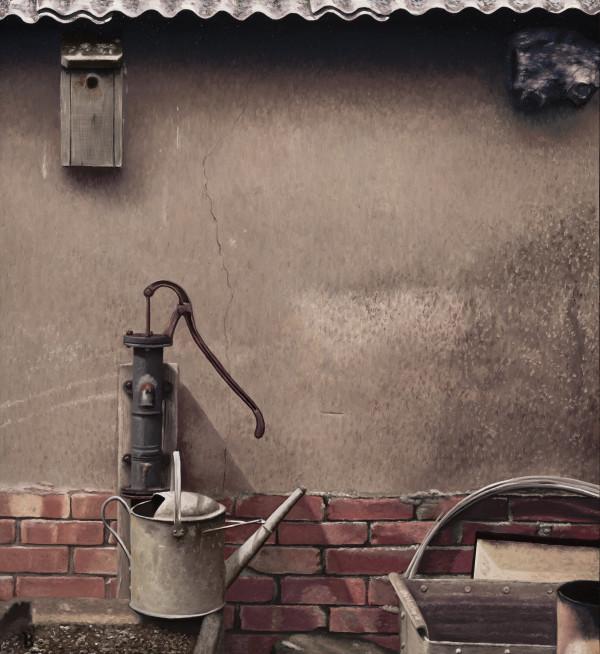 Water Pump by Paul Beckingham