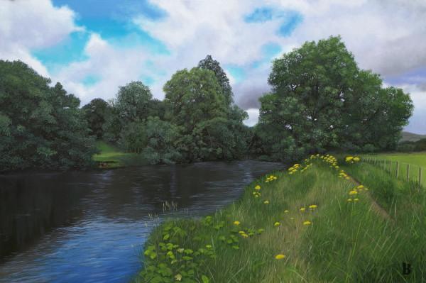 River Wharfe by Paul Beckingham