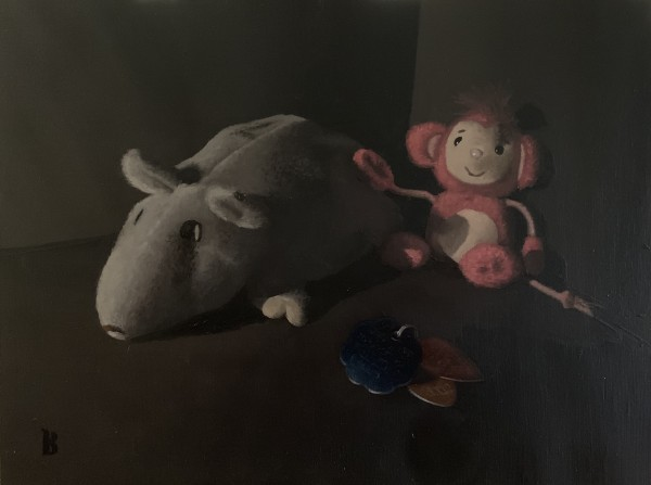 Toys by Paul Beckingham