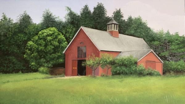 Drumlin Farm by Paul Beckingham