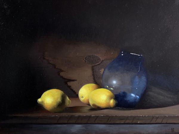 Lemons by Paul Beckingham