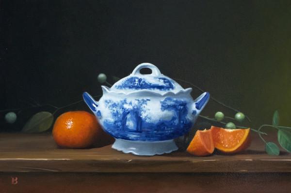 Sugar Bowl by Paul Beckingham