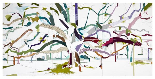 Glenwood Oak IX 6-Panel by Jill Lear