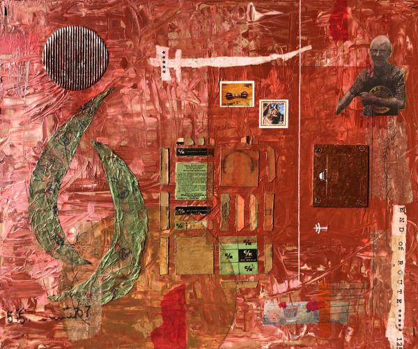 Juicy Electron (B-side) by James Joel Holmes