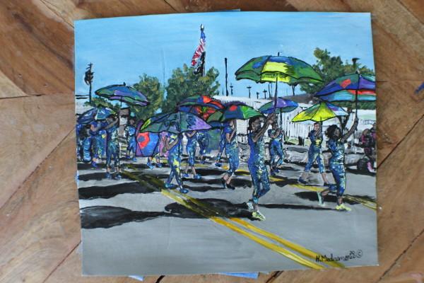 Walk the WAP Parade by Heather Medrano