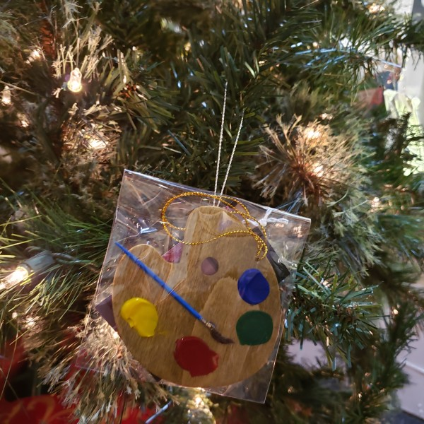 Limited Edition Handcrafted Ornament by Heather Medrano