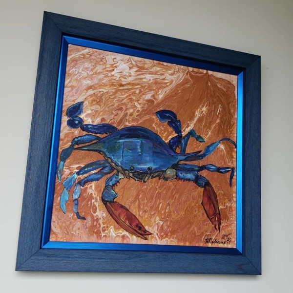 Blue Crab #1 #10 of 45 by Heather Medrano
