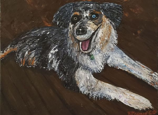 Wiggle Butt by Heather Medrano